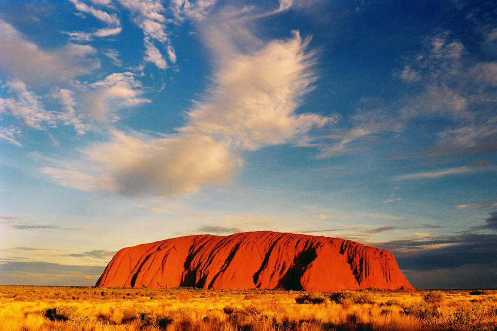 Uluru One Day Tour Erldunda Roadhouse