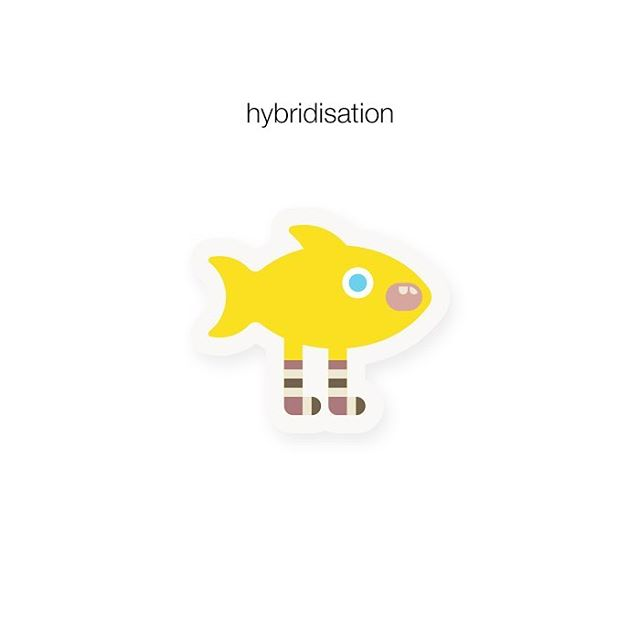ByBa hybridisation icon