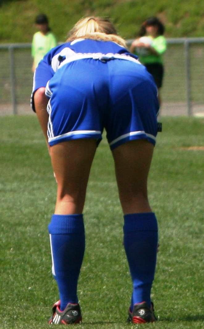 女子アスリートの健康的な安産型お尻がかなりえろいwwwwwwBACKでガン突きしてみたいンゴwwwwww(写真あり)