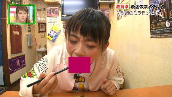AKBの濵咲友菜☆14才女子JCあいどるが凌辱想像食レポwwwwwwwwwwwwwwww(TVえろキャプ写真あり)