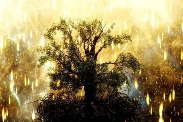 Кадр из фильма Даррена Аронофски «Фонтан»