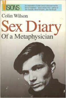 WILSON Colin Sex diary