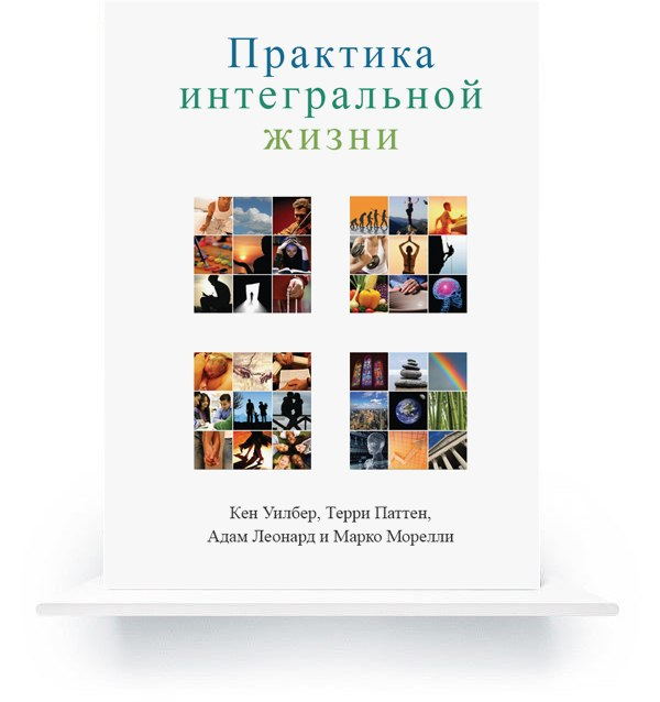 Integral Life Practice. Russian ebook edition
