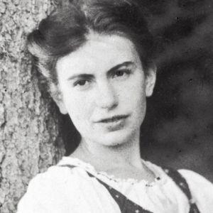 Анна Фрейд (1895–1982)