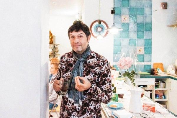Сергей Куприянов. Фото © Татьяна Парфёнова