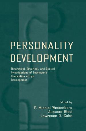 Вестенберг и соавт., «Развитие личности: Теоретические, эмпирические и клинические изыскания в отношении концепции развития эго по Лёвинджер»