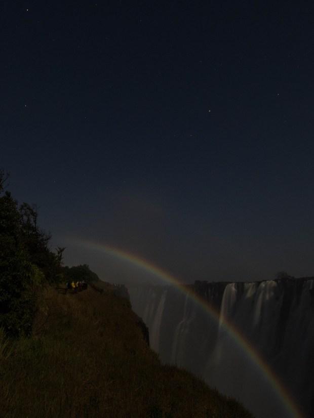Nattens regnbue