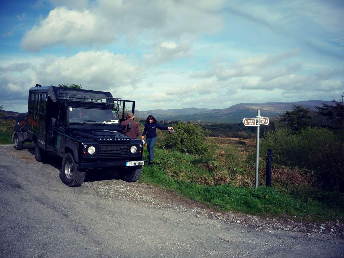 Abenteuer Irland - in 12 Tagen rund um die grüne Insel
