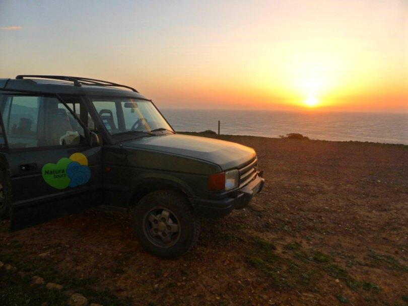 Jeeptour an der Algarve