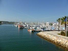 Yachthafen von Lagos