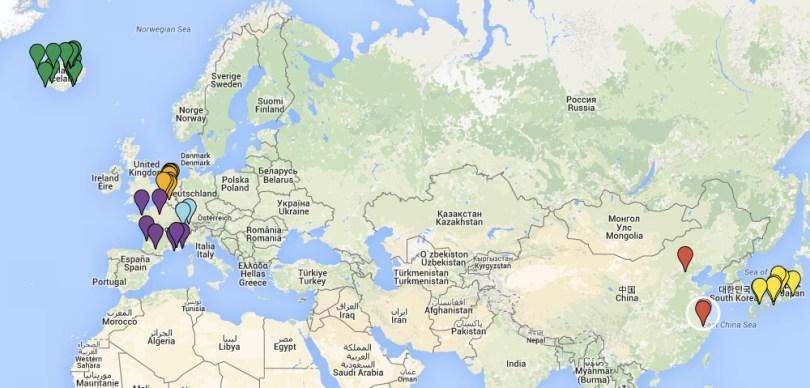 Reisevorsätze CicoBerlin 2016