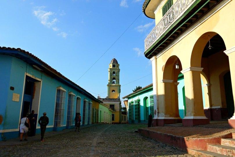 Trinidad ist eine der schönsten Städte von Kuba
