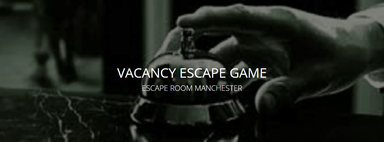 Escape Game Manchester