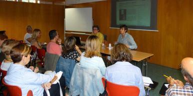 Joan Carreras parla de Cafè Barcelona, la seva darrera novel·la