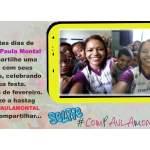 10Selfie com Madre Paula