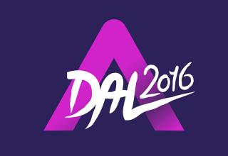 A Dal 2016 logo