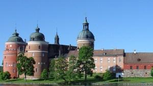 Gripsholmsslott i Mariefred
