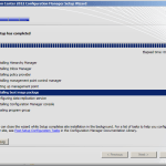 Installation of ConfigMgr(SCCM) 2012 RC2