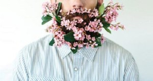 beard with flowers4