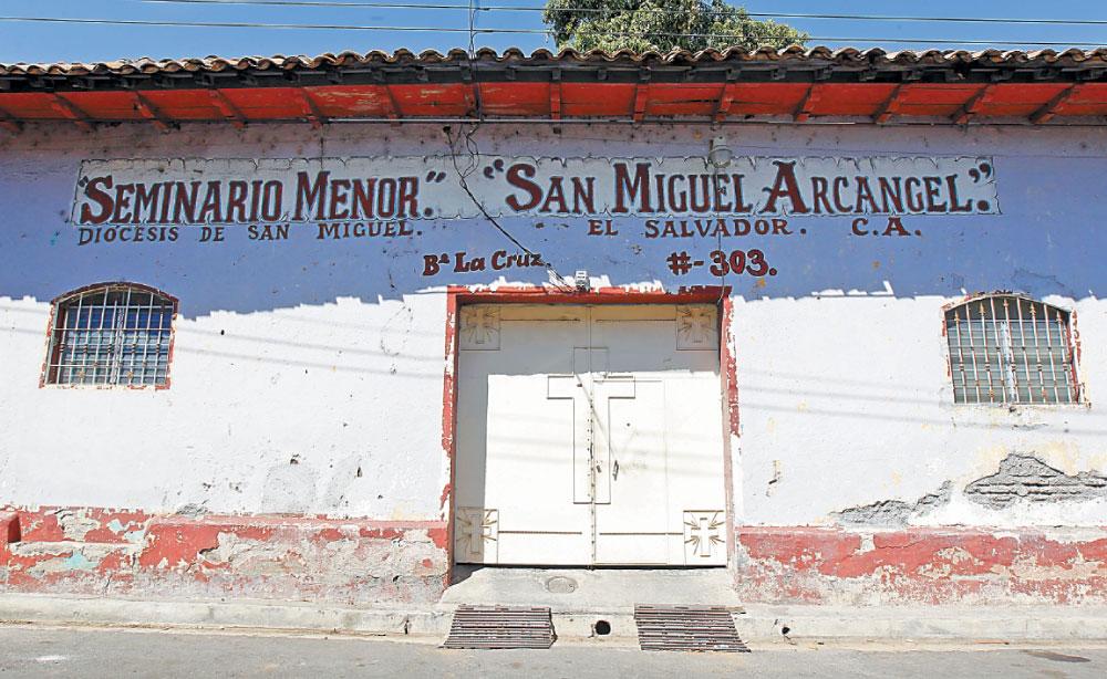El Seminario Menor  La Primera Casa De Formaci U00f3n De Romero