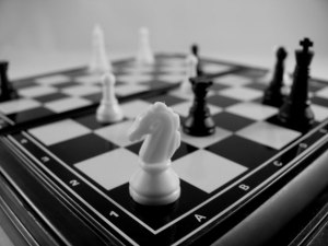 Chess Club every Thursday at Cape Charles Memorial Library