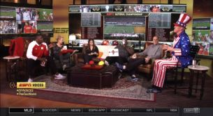 "MegaCast - ESPNU Voices ""The Cool Room"":"
