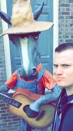Weird Horse