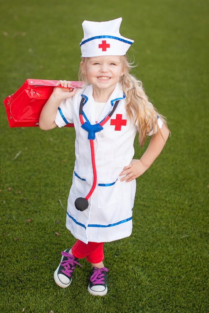 Paisley's Halloween Costume 2015