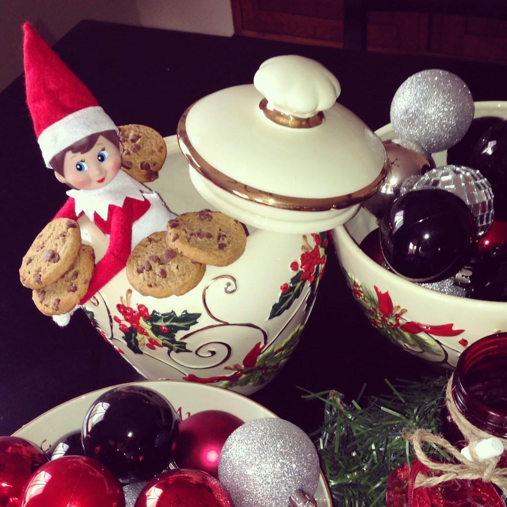 Elf on the Shelf - 25 Ideas