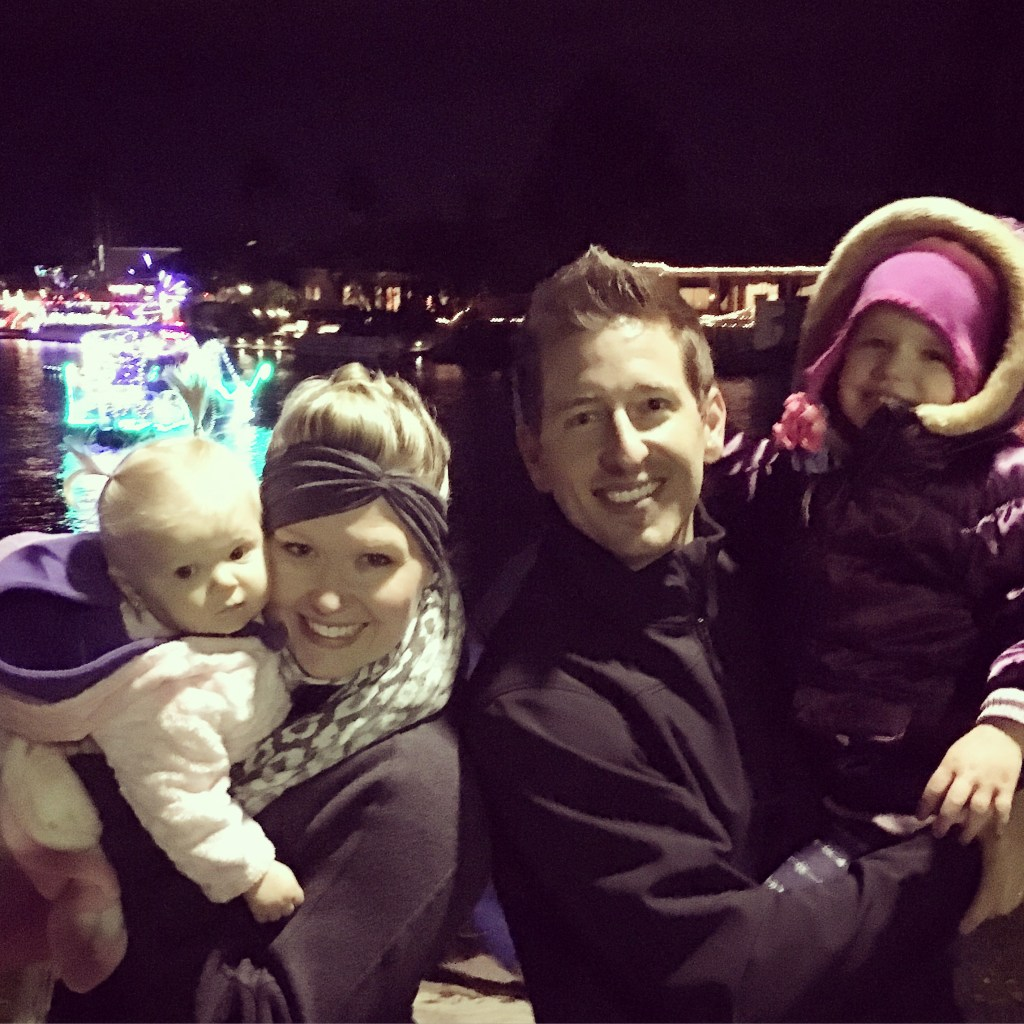 Christmas Boat Parade
