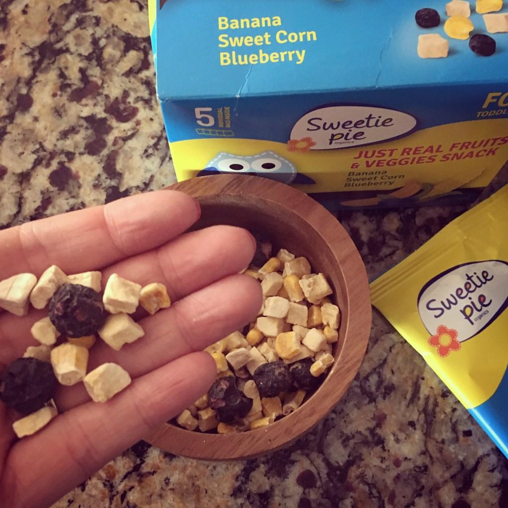 Sweetie Pie Organics - snacks