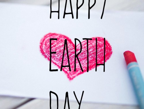 kids crafts - Earth Day