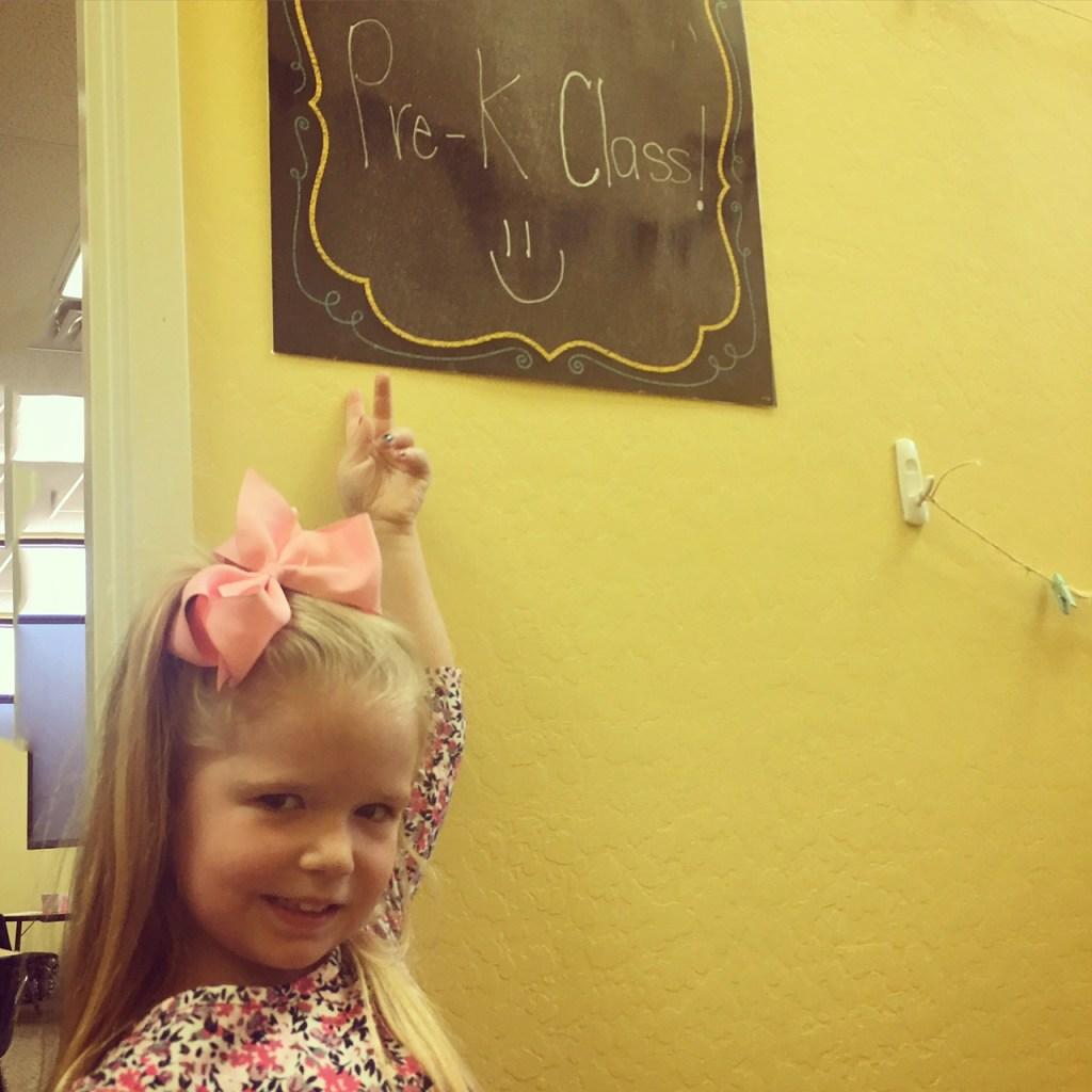 preschool - back to school - Pre-K