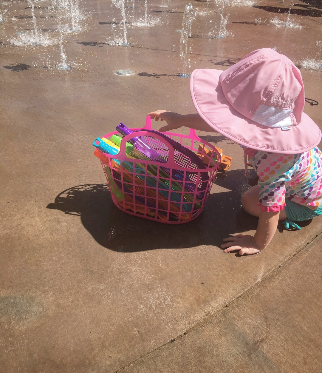 Are You SUN-Ready? | Splash Pad Essentials