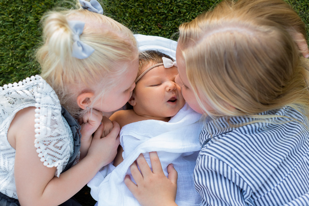 Advice from one mom to another... No matter what, newborn photos are completely worth it! Treasured photos for a lifetime!