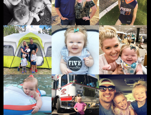 Our Month In 9 Squares is a 9-photo recap of the month, filled with photos and cherished memories. Check out our favorite moments in September 2018.