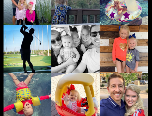 Our Month In 9 Squares is a 9-photo recap of the month, filled with photos and cherished memories. Check out our favorite moments in June 2019.
