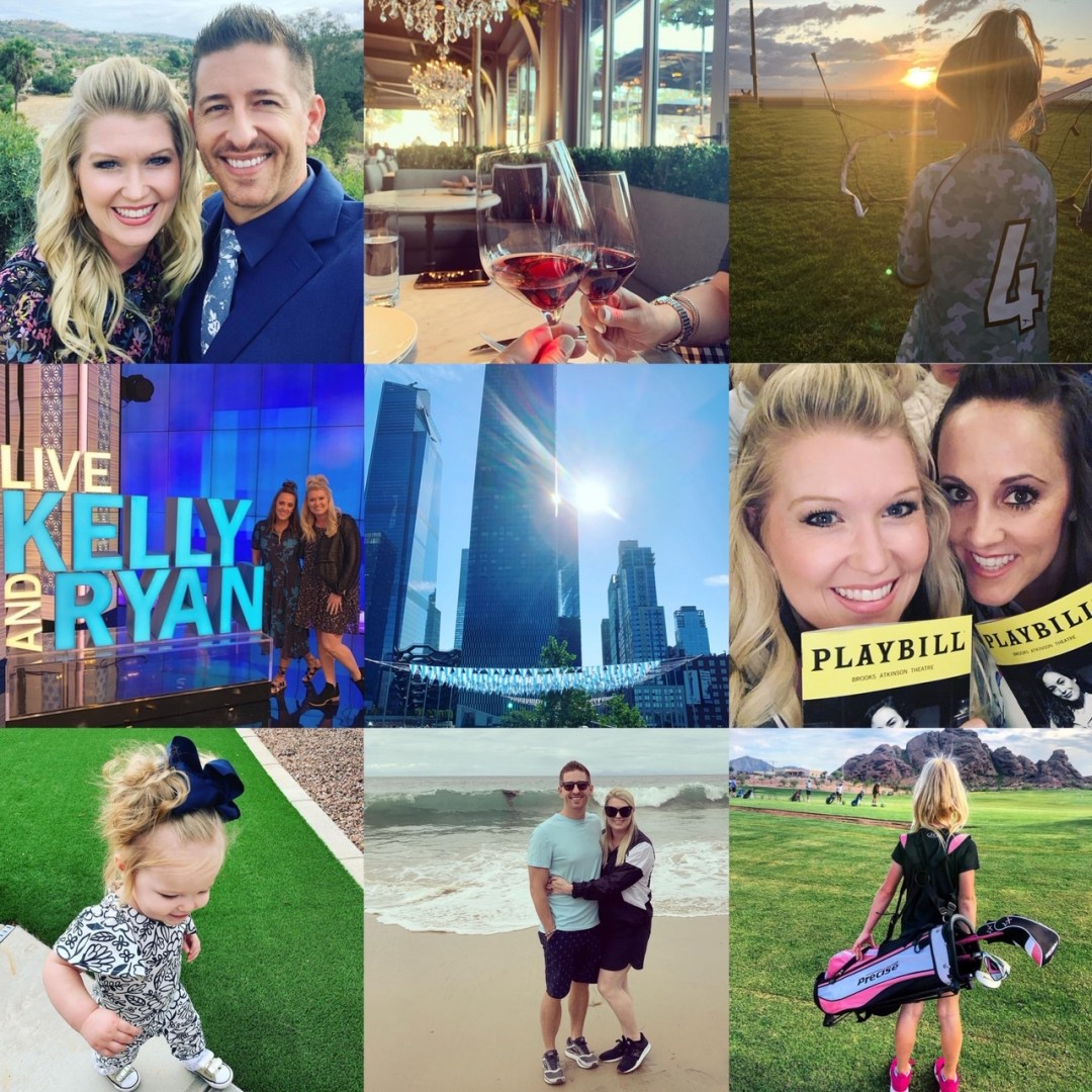 Our Month In 9 Squares is a 9-photo recap of the month, filled with photos and cherished memories. Check out our favorite moments in September 2019.