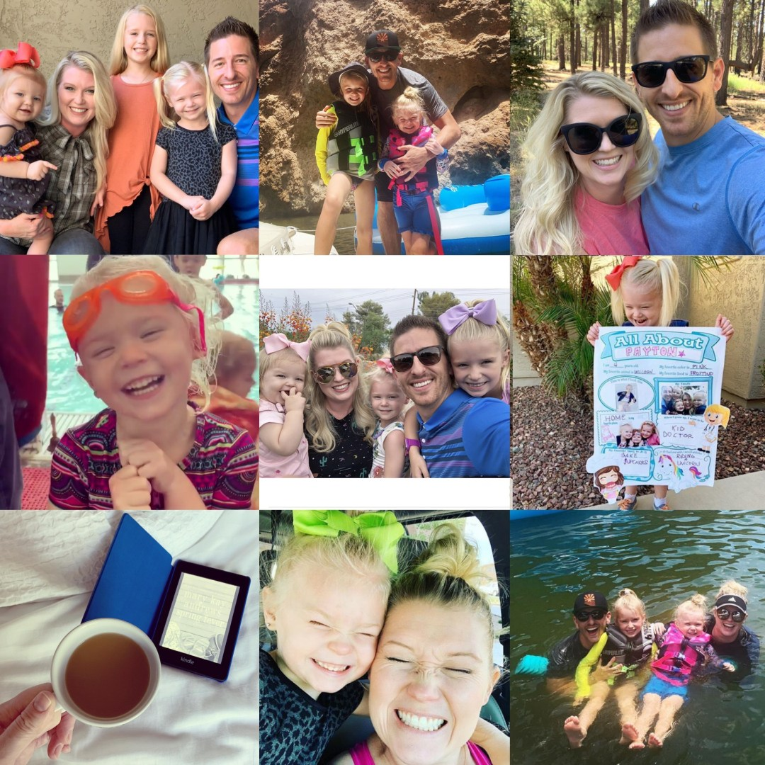 Our Month In 9 Squares is a 9-photo recap of the month, filled with photos and cherished memories. Check out our favorite moments in August 2019.