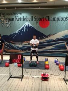 ケトルベル 横浜 教室