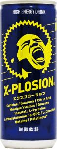 エクスプロージョン X-PLOSION エナジードリンク