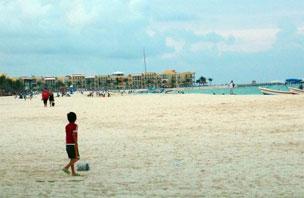 Playa del Carmen: Vamos a la Playa, ô, ô, ô, ô, ô...