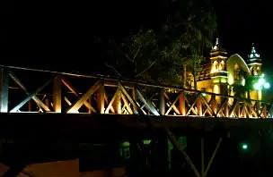 Barranco: O charmoso distrito de Lima pendurado sobre o Pacífico