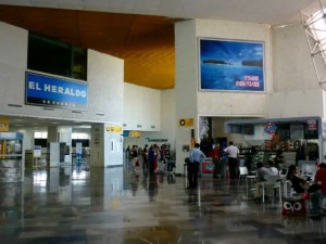 Aeroporto de Puebla, México