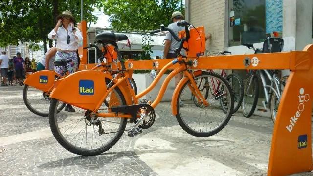 Bike Rio - Posto 6 - Copacabana (Foto: Esse Mundo É Nosso)