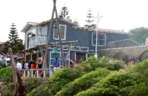 Casa Museo Isla Negra: Vida e obra de Pablo Neruda