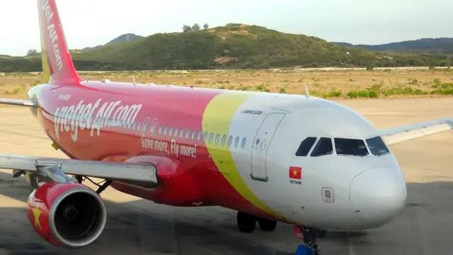 Como é voar Vietjet Air, a primeira aérea privada do Vietnã