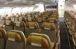 Como é voar Etihad, a companhia aérea de Abu Dhabi