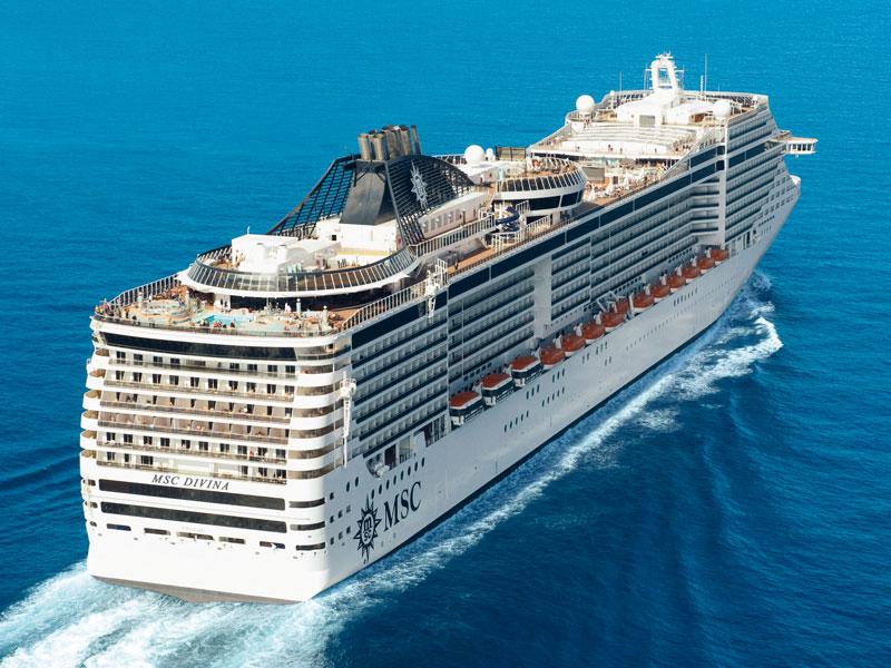 Msc divina conhe a um dos mais luxuosos navios do mundo for Msc divina immagini