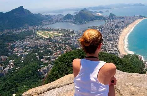 7 lugares incríveis pra ver o Rio de Janeiro de cima